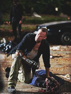 Merle Dixon, The Walking Dead Michael Rooker, Best Tv Shows, Movies And Tv Shows, Yondu Udonta, Merle Dixon, Abraham Ford, Amc Walking Dead, Stuff And Thangs, Couple Photos