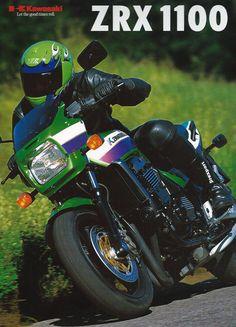 ZRX1100海外パンフ Kawasaki Bikes, Motorcycle Manufacturers, Buttercup, Sport Bikes, Custom Bikes, Road Bike, Cars Motorcycles, Cool Cars, Trucks
