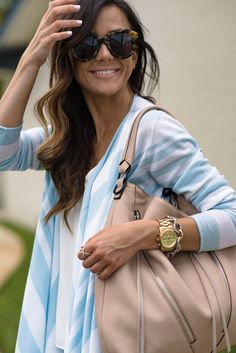 wardrobe essentials, cardigan, nordstrom essentials, wardrobe essentials, spring style, nordstrom, rebecca minkoff, rebecca minkoff handbag, rebecca minkoff moto hobo handbag, striped cardigan, neutral outfit, white denim, j brand denim, white jeans, topshop, topshop tank top