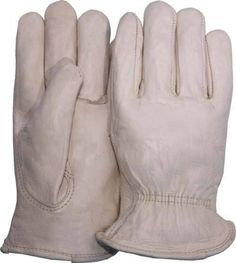 Majestic 1510BA Extra Heavy Cowhide Leather Driver Gloves (DOZEN)