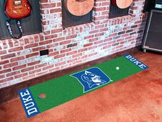 Duke University Putting Green Mat