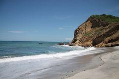 La Tortuguita Beach, Ecuador