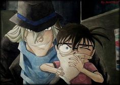 Gin & Conan