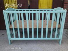 Gyermek ágy - 12000 Ft - Nézd meg Te is Vaterán - Babaágy, bölcső, matrac - http://www.vatera.hu/item/view/?cod=2506762772