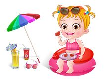 Play free online game Baby Hazel Summer Fun on babyhazelgames.com. We have many Baby Hazel Baby Care Games such as, Baby Hazel Sibling Trouble, Baby Hazel Winter Fun, Baby Hazel Newborn Baby, Baby Hazel Skin Care and much more.