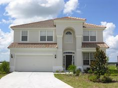 Brentwood floor plan 2812sqft. West facing pool 2 story home 6 bedroom 4 bath, Private Pool and Spa, Internet Access and Game Room with XBOX and Wii . Located in beautiful Windsor Hills, a gated commu...