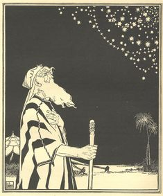 The Covenant of Abraham Ephraim Moses Lilien; 1908