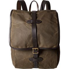 Tin Cloth Backpack by Filson at Zappos.com. Read Filson Tin Cloth Backpack product reviews, or select the size, width, and color of your choice.