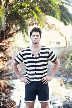 Vintage Men's Bathing Suits by Jonah: http://jonahapparel.com