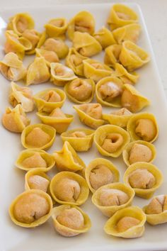 Step by Step Guide to Handmade Tortelli di Zucca (Butternut Squash Ravioli with Brown Butter Sage Sauce)