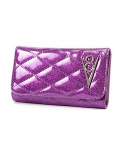 Hot Rod Wallet Electric Purple Sparkle