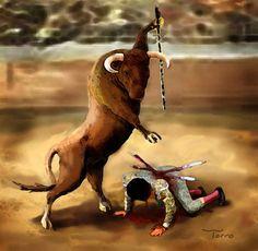 19 dessins chocs d'artistes qui dénoncent la maltraitance envers les animaux