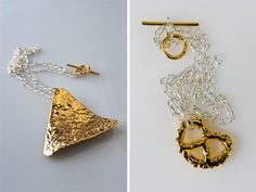 Electroplating everything from Doritos to clove buds in gold and silver, Lucy's accessories are some of the most highly regarded not only in Australia but internationally.