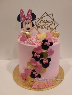 We will give you various cake design ideas for your reference Minnie Mouse Cake Design, Minni Mouse Cake, Mickey And Minnie Cake, Bolo Minnie, Minnie Mouse Theme, 3rd Birthday Cakes For Girls, Mini Mouse Birthday Cake, Themed Birthday Cakes, Minnie Birthday