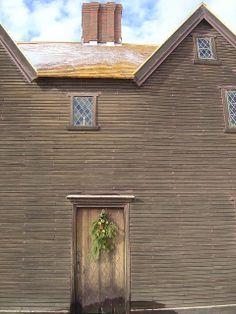 John Sherburne House, Strawberry Banke, Portsmouth, New Hampshire
