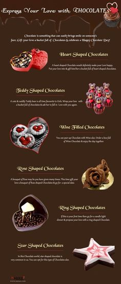 Express Your Love with Chocolate