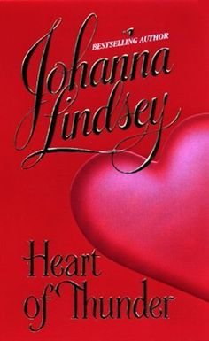 Heart of Thunder by Johanna Lindsey