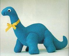 Dinossauro ( Outro Modelo) - Pontos & Linhas
