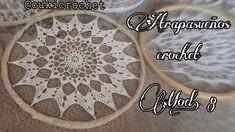 crochet crochet paso a paso Free idea Diy Crafts Crochet, Crochet Home, Easy Crochet, Owl Crochet Patterns, Owl Patterns, Crochet Potholders, Crochet Doilies, Mandala Crochet, Dream Catcher Mandala