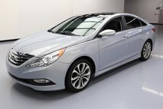 Nice Awesome 2014 Hyundai Sonata  2014 HYUNDAI SONATA LIMITED 2.0T PANO ROOF NAV 32K MI #872004 Texas Direct Auto 2018