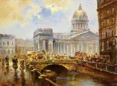 Dmitry Balahonov, 1971 | Saint Petersburgh painting | Tutt'Art@ | Pittura * Scultura * Poesia * Musica |
