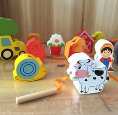 Old MacDonald had a Farm toy Improve toddler eye hand coordination using a stringing Puzzle Toddler Toys, Kids Toys, Songs For Toddlers, City Farm, Farm Toys, Baby Online, Building Toys, Nursery Rhymes, Farm Animals