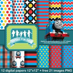 1000+ images about Thomas the Train on Pinterest | Thomas and friends ...