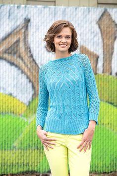 Steeple Pullover Pattern