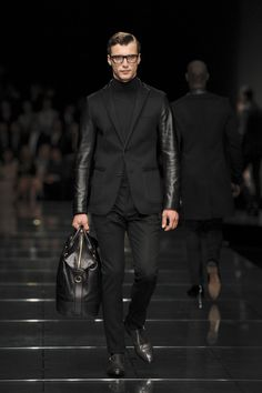 BOSS Fashion Show Fall/Winter 2013