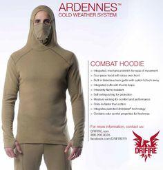 DRIFIREs Combat Hoodie