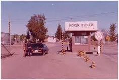 Incirlik Air Base, Turkey - main gate, this is what it looked like when I was stationed there in 1979 - looks a lot different today!