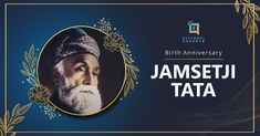 Mar marks the birth anniversary of Jamsetji Tata, founder of the Tata Group, known for being a fearless intrepid traveller and for pioneering nation-building intiatives. Birth, Empire, Anniversary, Group, Building, Movies, Movie Posters, Travel, Viajes