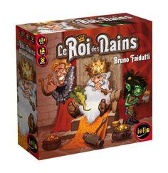 Le #roi des #nains - Le #jeu #famille
