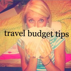 probably one of the biggest questions i get asked  is how we afford to travel at a young age. if that's your question, this is the post for you!  i think a lot of people want to travel, but it can be  expensive!! here are some ways we travel on a budget  and save money so we can have more adventures.   let me start by saying that the biggest tip i have for affording travel is budgeting in your day-to-day life, and not just on trips. budgeting on trips helps, but my philosophy is to save on…