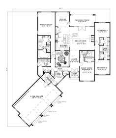 House Plans - Home Design 1294