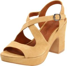Gentle Souls Womens Lone Eagle Platform Sandal,Sunflower,9 M US.  check discount today! click picture on top