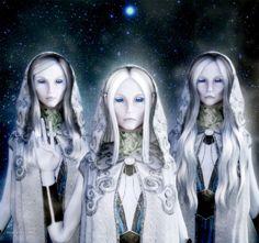 extraterrestres que habitan la tierra