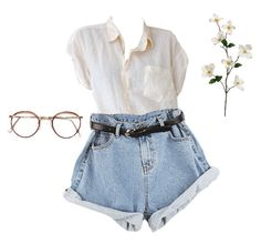 """tumblr #1"" by zoakn on Polyvore featuring Mode"