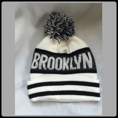 """Selling this """" Brooklyn Beanie"""" in my Poshmark closet! My username is: oops623. #shopmycloset #poshmark #fashion #shopping #style #forsale #KBETHOS #Accessories"""