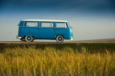 blue vw bus ♠ re-pinned by http://www.wfpblogs.com/author/thomas/