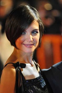katie holmes short hair | Top 20 short celebrity hairstyles - Page 2