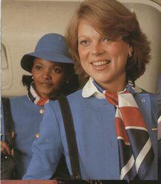 Pan Am People 1970s