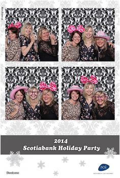 Scotiabank Corporate Party by BestEvent Toronto Photo Booth
