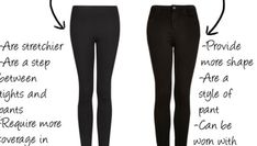 What To Wear With Skinny Jeans and Leggings