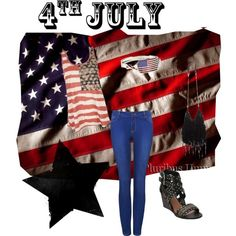 The of July uploaded by on ShopLook Polyvore, Outfits, Shopping, Design, Women, Fashion, Moda, Suits, Fashion Styles