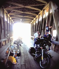 Covered Bridges....Parke County