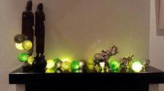 Filari luminosi in fili di cotone Funny Light € 29,90