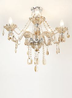Found it at Wayfair French Empire 4 Light Crystal Chandelier