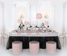 Ropa de cama para recepciones de bodas, decoración de mesa, único recurso sábanas de lujo, alquiler | | Colin Cowie Bodas