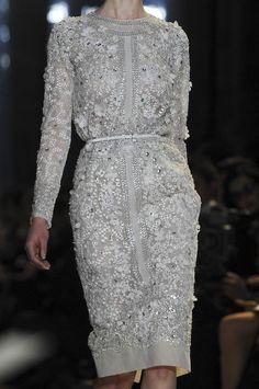 Details Elie Saab Haute Couture 2013